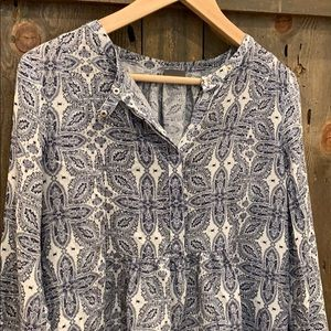 Anthropologie Braeve tunic Small